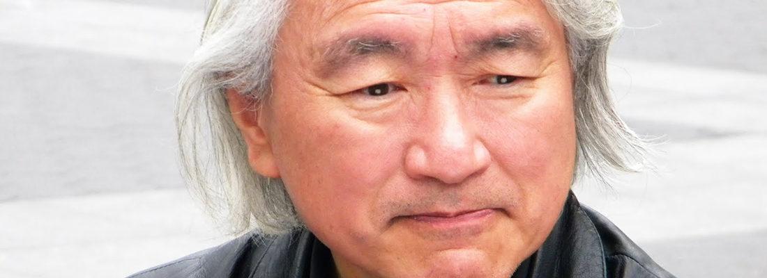 Michio Kaku doctor en física teórica.