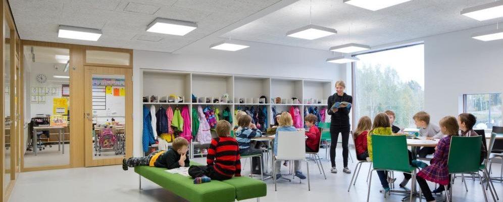 El mejor colegio del mundo es finlandés.
