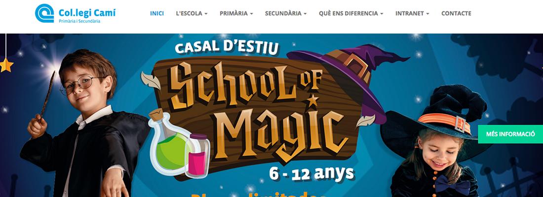 El Colegio Camí de Barcelona se incorpora a VESS