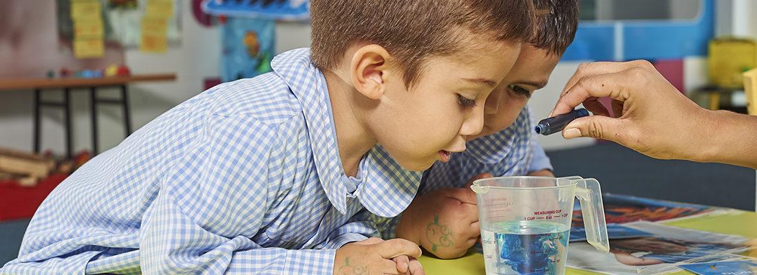 ¿Cómo transforma la Educación en Infantil?